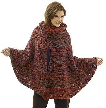 Over 6 000 Free Patterns On Lionbrand Com Poncho Pattern Crochet Poncho Patterns Crochet Poncho Kids