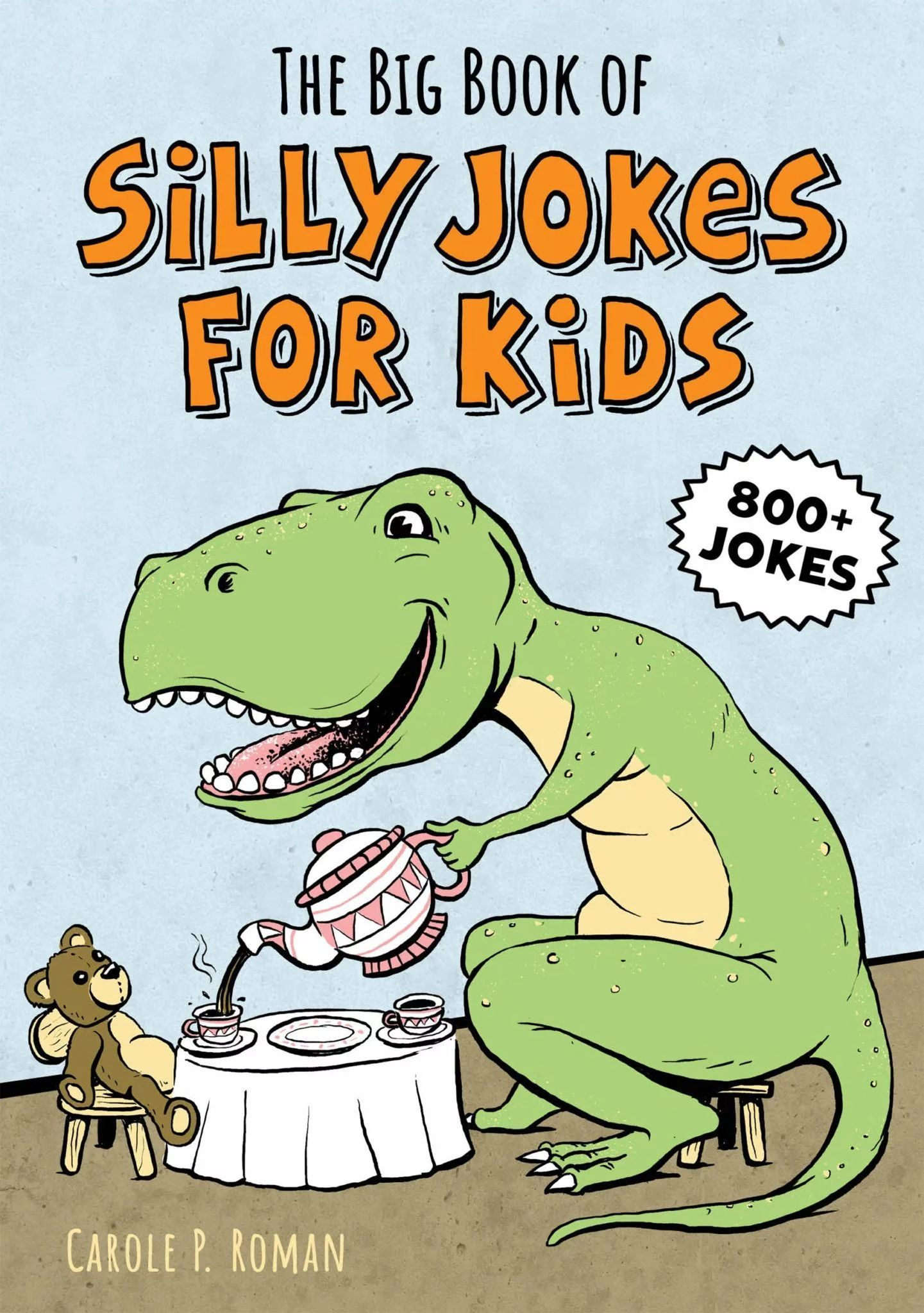 A KidFriendly Joke Book that will tickle Everyone's Funny