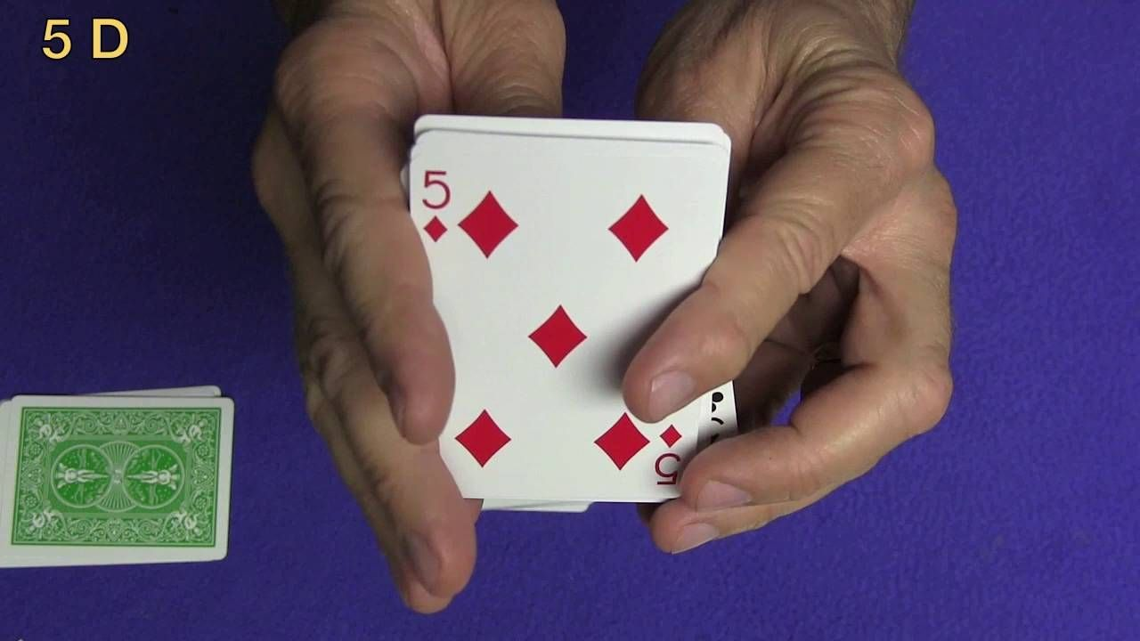 Card Trick So Simple It's Brilliant #easymagictricks ...