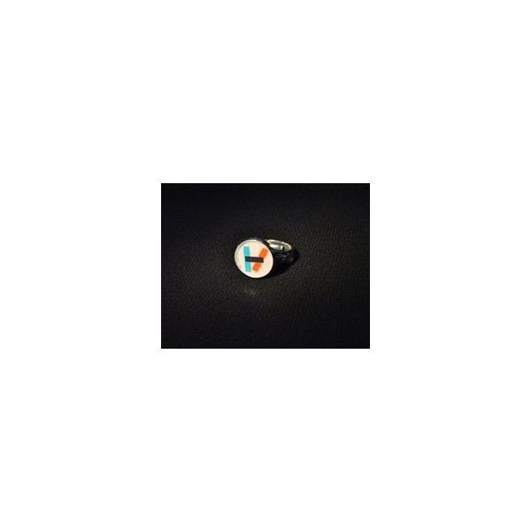 twenty one pilots on Etsy, a global handmade and vintage marketplace. ❤ liked on Polyvore featuring rings