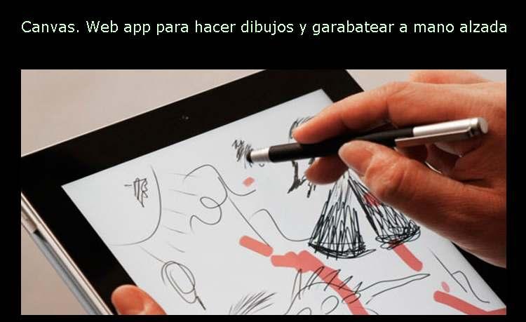 Canvas Web App Para Hacer Dibujos Y Garabatear A Mano Alzada Dibujar Mano Alzada Dibujos Manos