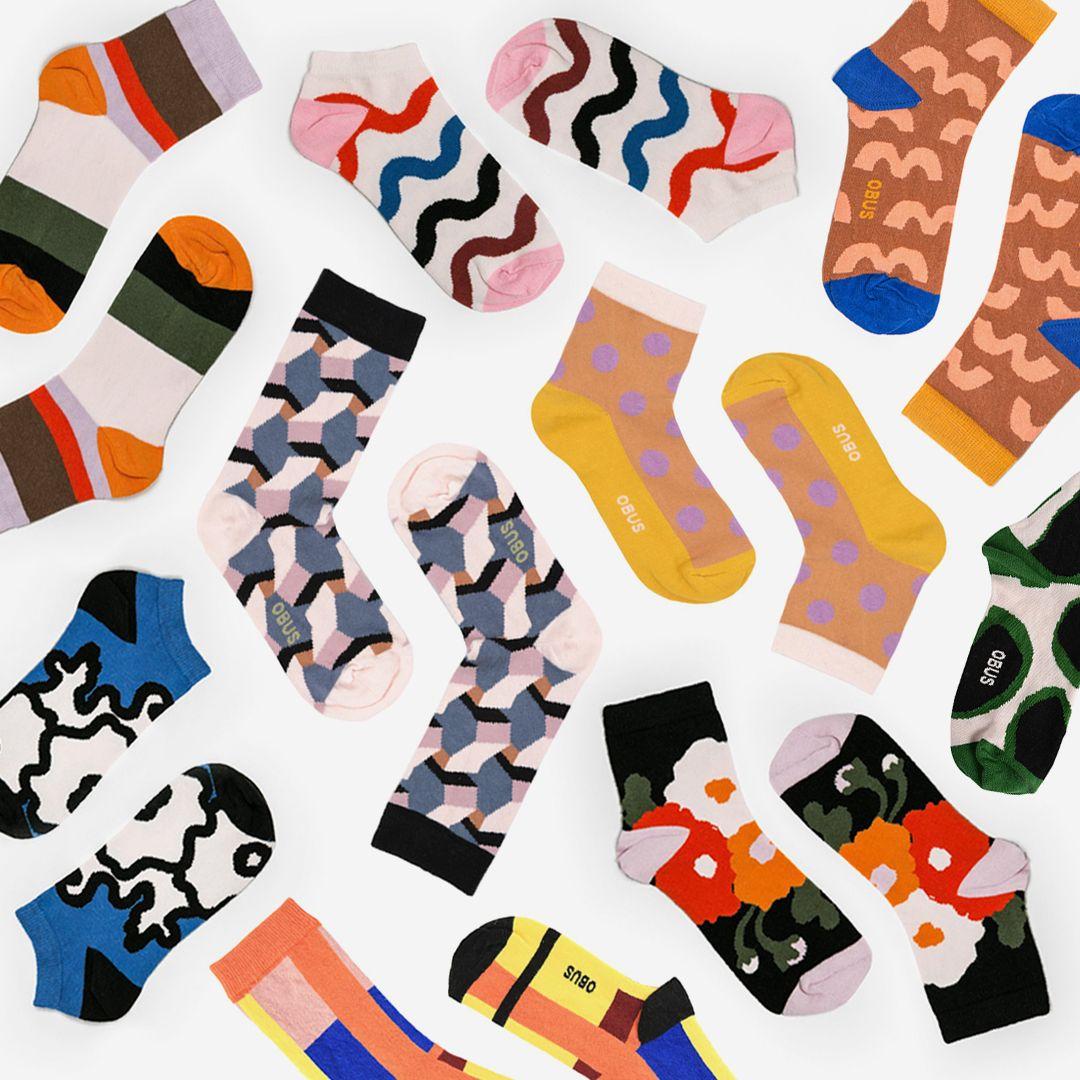 Set of 3 Ladies Socks United Oddsocks Adele Gifts for Women