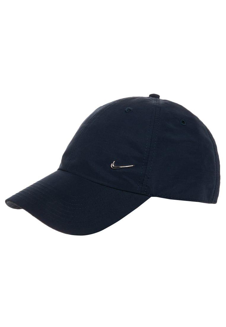 2713e609b542e Nike Sportswear HERITAGE - Keps - obsidian - Zalando.se