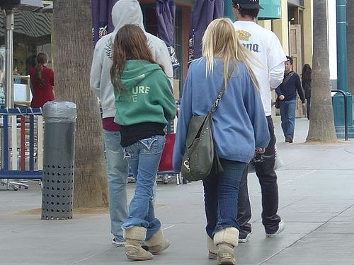 1817e14c21e ugg boot gang on the west side cool Kids Bailey Button Ugg Boots ...