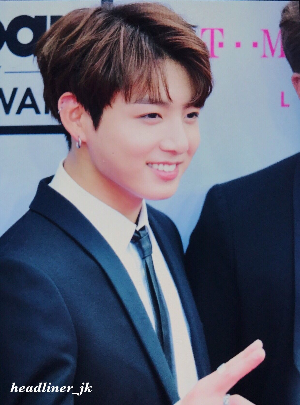 Jungkook 😎 Billboard Music Awards 2017 ~~❤️ #BTS