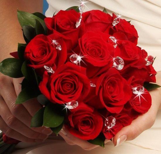 Célèbre Bouquet et décoration de mariage : le langage des fleurs | Le  XB87