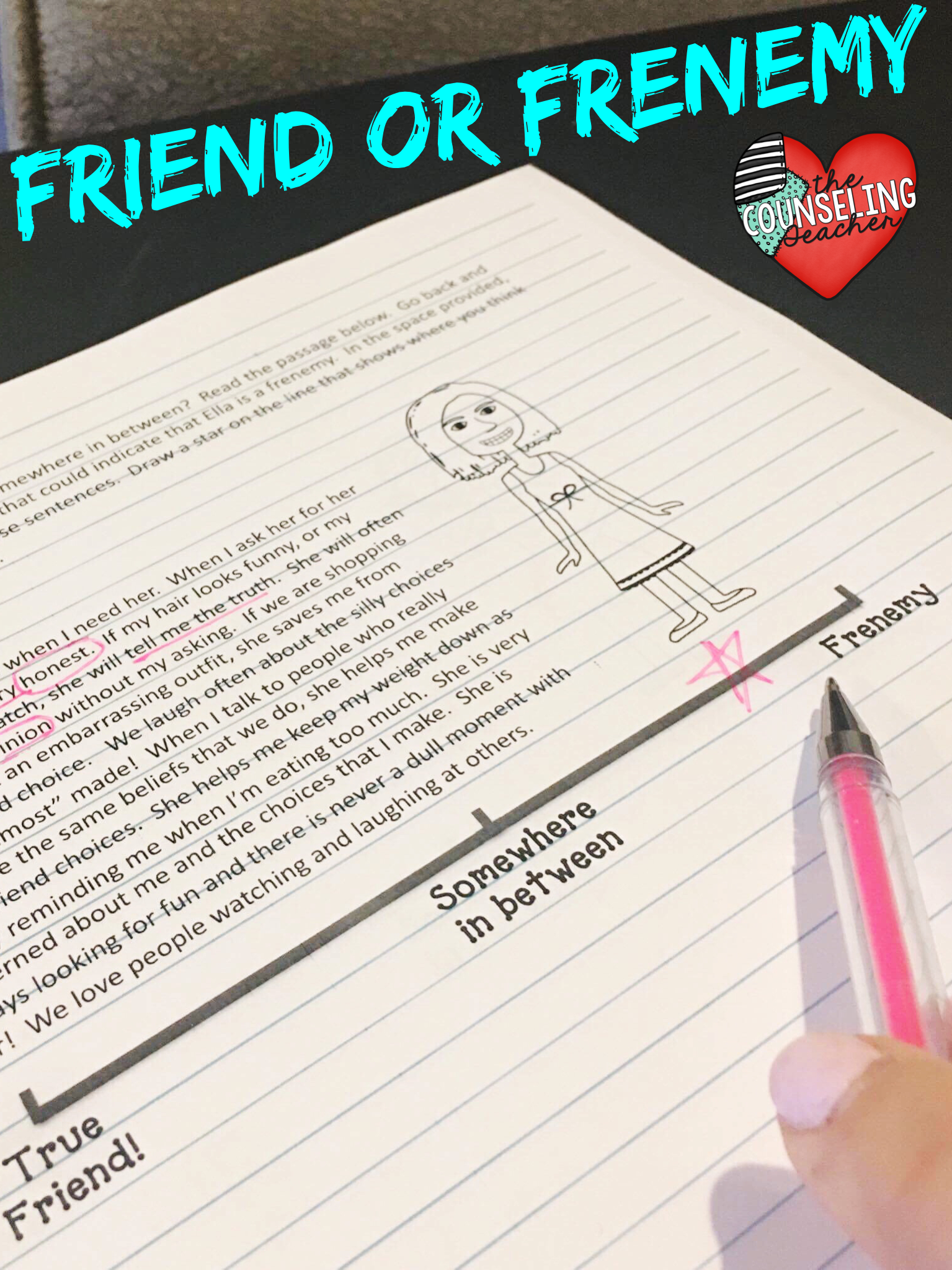 Friendship Activities With Bonus Digital Lesson For