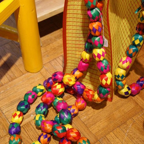 This Is A Colorful Mexican Christmas Or Fiesta Garland
