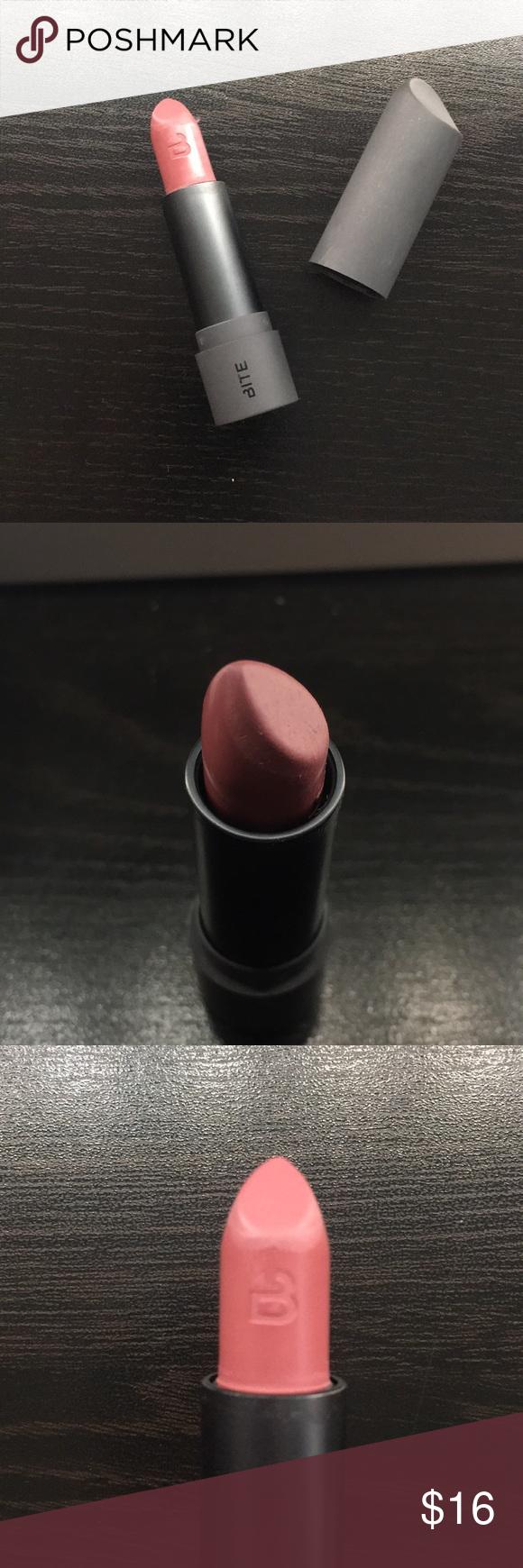 Photo of Bite Beauty Amuse Bouche Lipstick- Sake A collection of high impact lipsticks in…