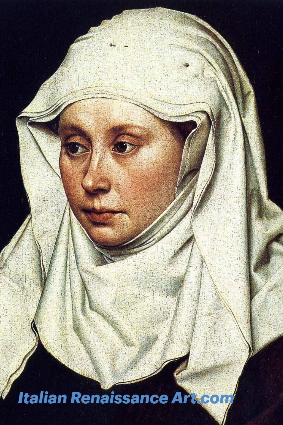 Robert Campin was one of the first Northern Renaissance