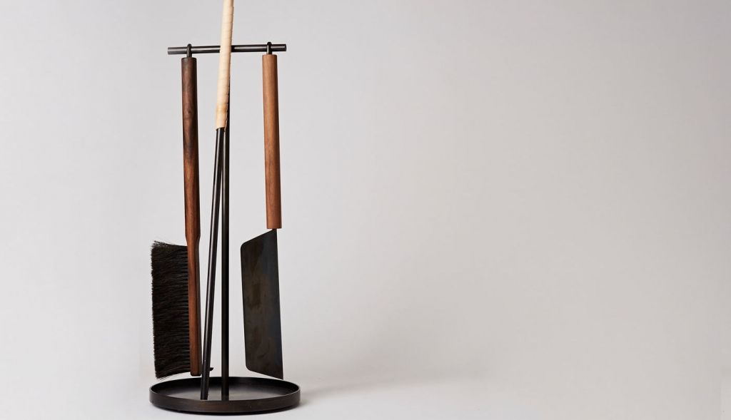 World S Most Beautiful Fireplace Tools From Mjolk In Toronto Remodelista Fireplace Tools Shaker Style Brass