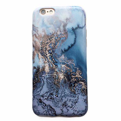 Sapphire Sky iPhone Case