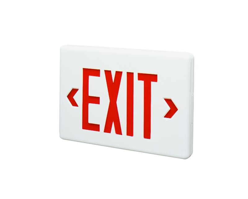 Symmetry Series Exit Exit Sign Emergency Lighting Commercial Lighting