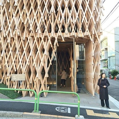 Sunny Hills by #KengoKuma  #architecture #construction #design #modern Pinned by www.modlar.com