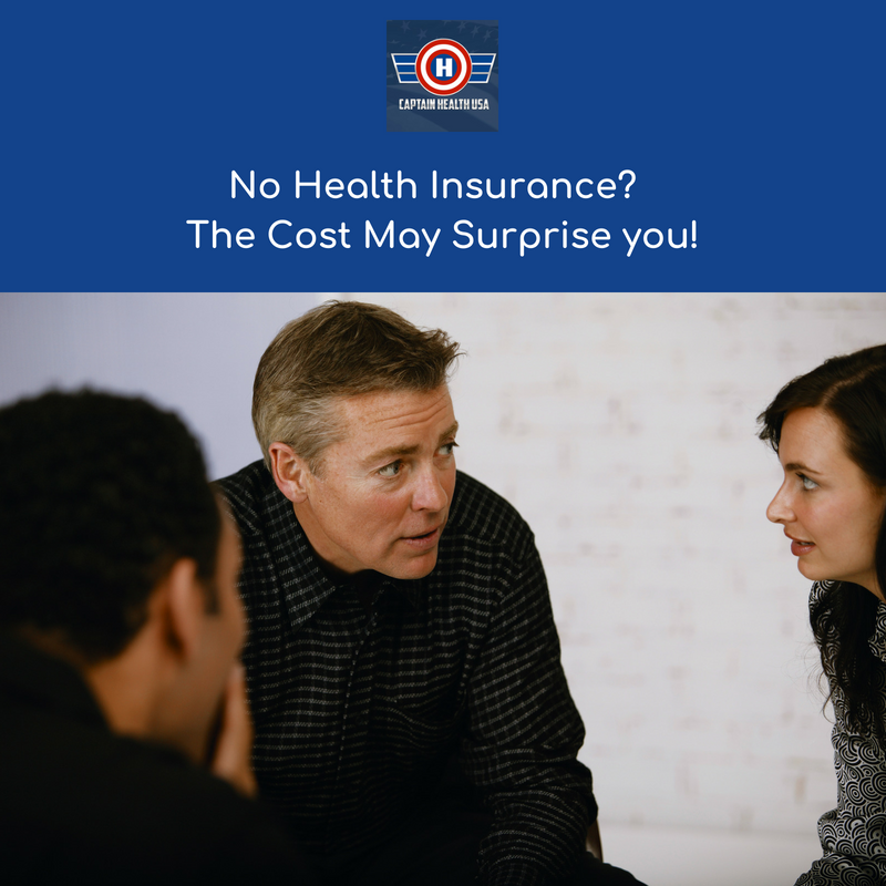 Don't have health insurance? You may be surprised at what ...