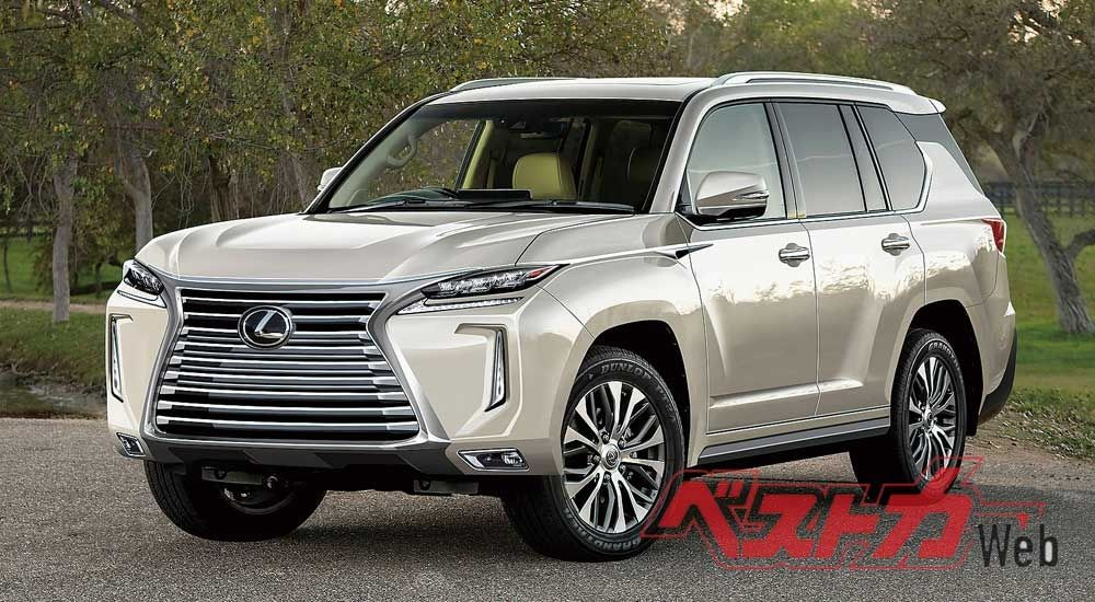 Lexus Lx 570 Release Date New Car In 2020 Lexus Land Cruiser Lexus Suv