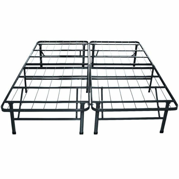 Eliminate That Pesky Bed Frame And Squeaky Box Spring All Together