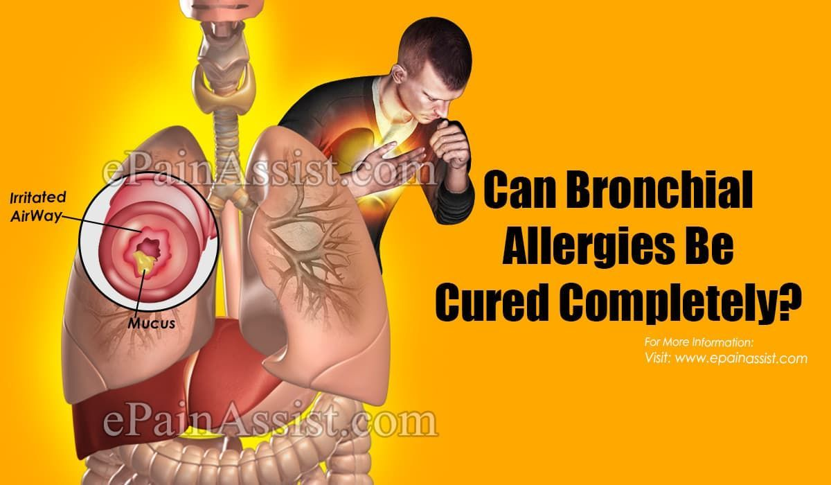 Bronchial asthma bronchitis indicators signs and how to