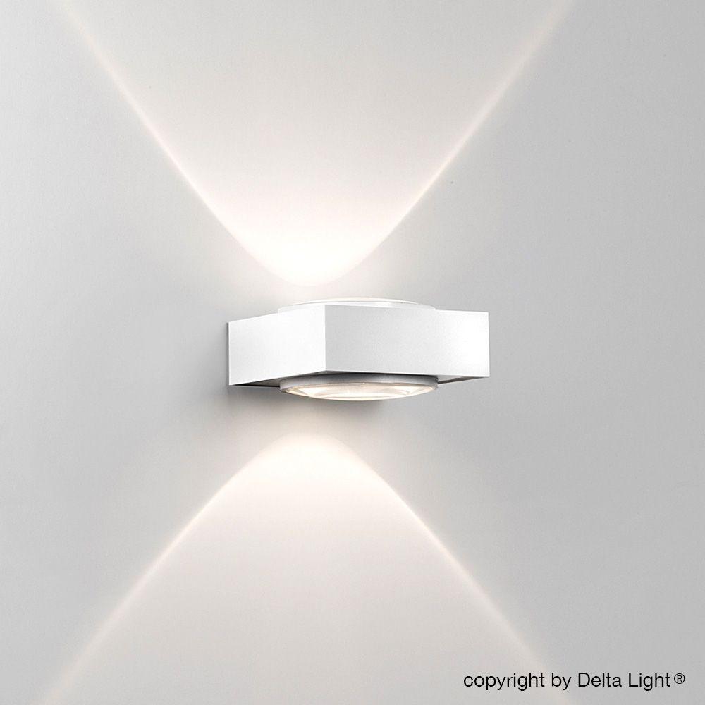 Wandleuchte Treppenhaus delta light vision up wandleuchte 278 25 40 w reuter