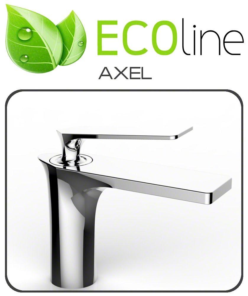 Axel Nowoczesna Bateria Z Serii Eco Line 5174171864 Oficjalne Archiwum Allegro Chrome Faucet Kitchen Taps Bathroom Taps