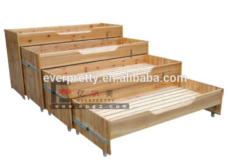 the charming wooden folding bed kids