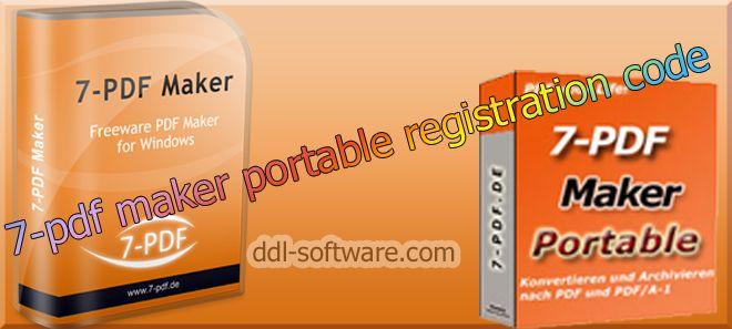 pdf creator portable windows 7