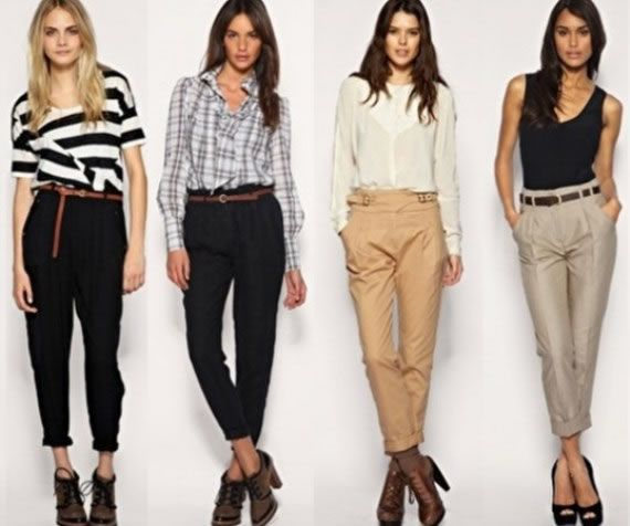 10c7a3b70f5f What To Wear With Chinos Women. What To Wear With Chinos Women Trousers  Women Outfit