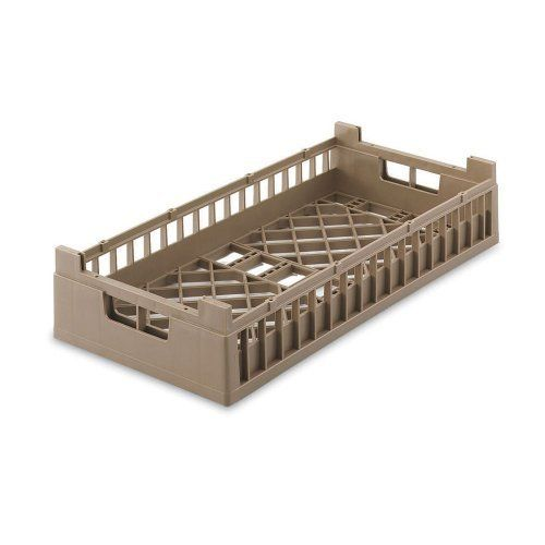 Half Size Medium Open Rack, Cocoa, 10 x 19-1/4 x 5-9/16 by Vollrath. $25.86. Save 32%!