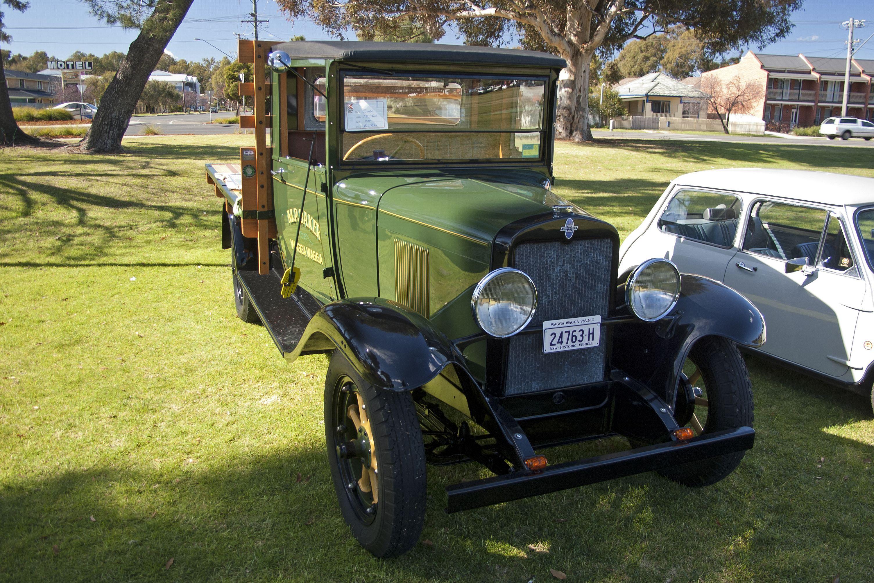 1929 Chev Holden Body Truck One Piece Cowl Version Chevy Trucks For Sale Chevy Trucks Chevy