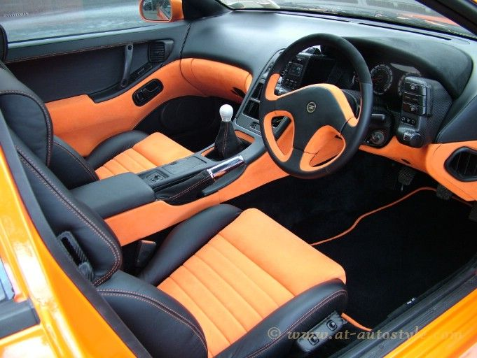Nissan 300zx Z32 Custom Interior Rhd Autos Nissan