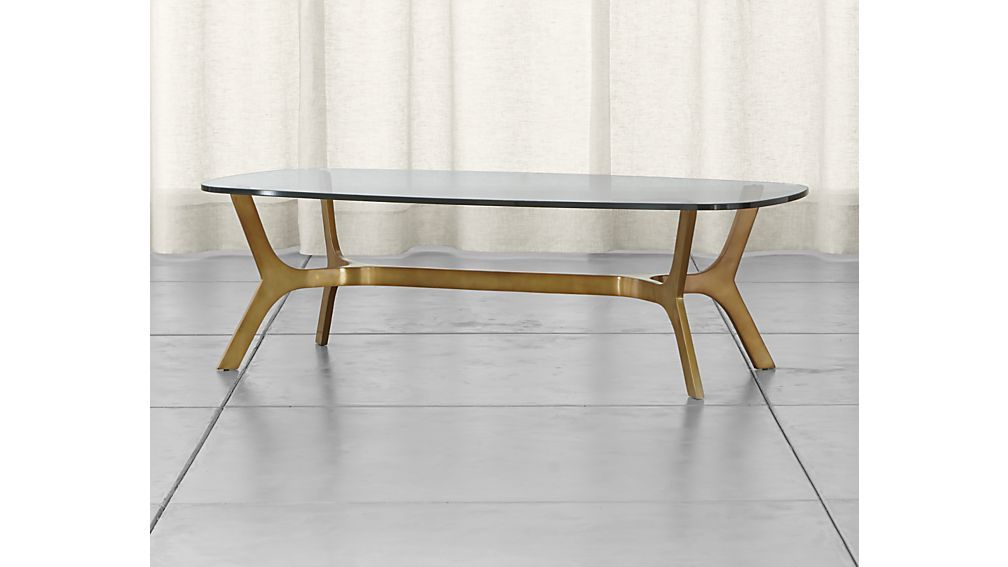 Elke Coffee Table | Crate and Barrel