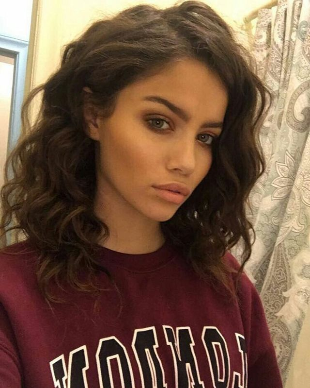 Loose Curls Natural Hair
