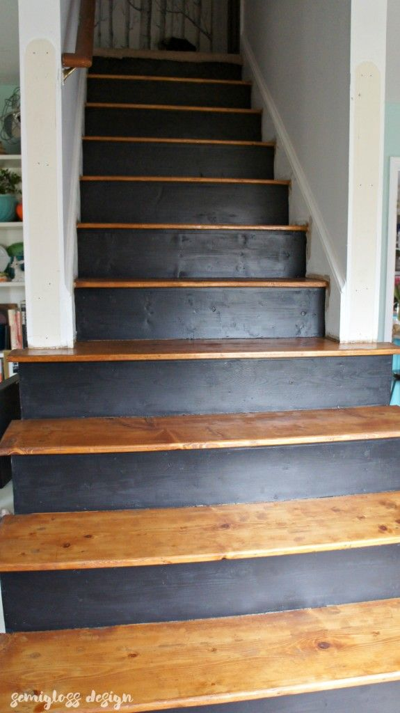 Amazing Tips For Painting And Staining Stairs | Paint Stairs, Staining  Stairs And Staircases