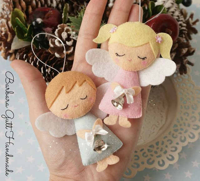 Rosy Owl: Małe aniołki