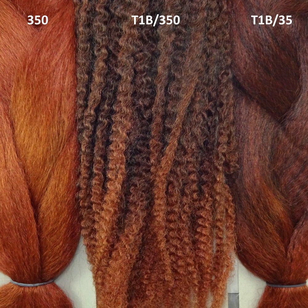 17 Marley Braid T1b 350 1b Off Black With Rusty Red Tips Eve At I Kick Shins Marley Braids Braiding Hair Colors Marley Hair