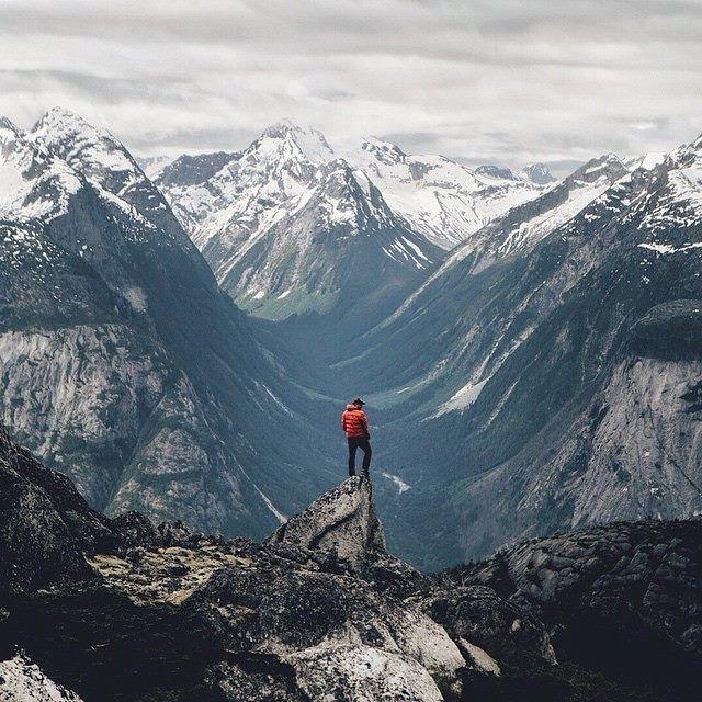 Near Bella Coola, BC (Coast Mountains)