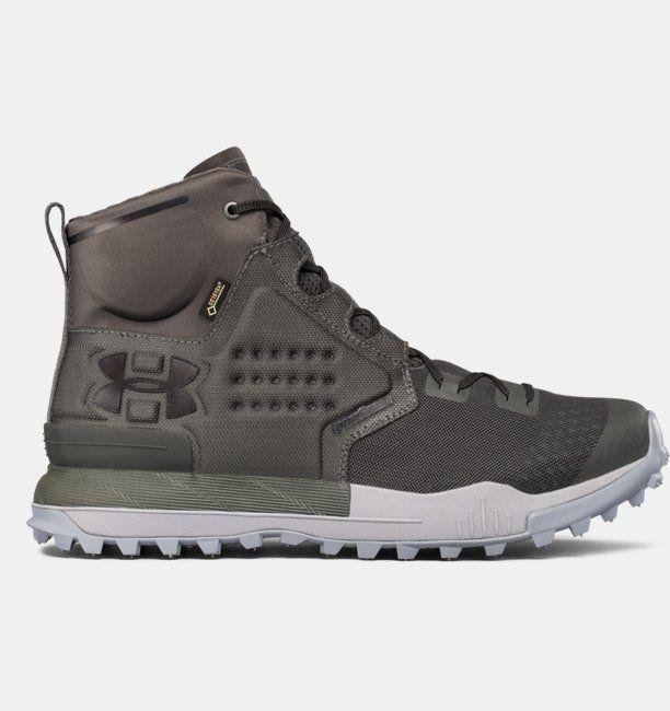 Zapatos negros Under Armour Mid para hombre VuOf418ilk
