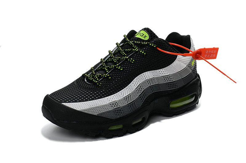 Envio Air Gratis Solo 69 Nike Air Envio Max 95 Id Kup Hombres Zapatos Blanco Gris 431172