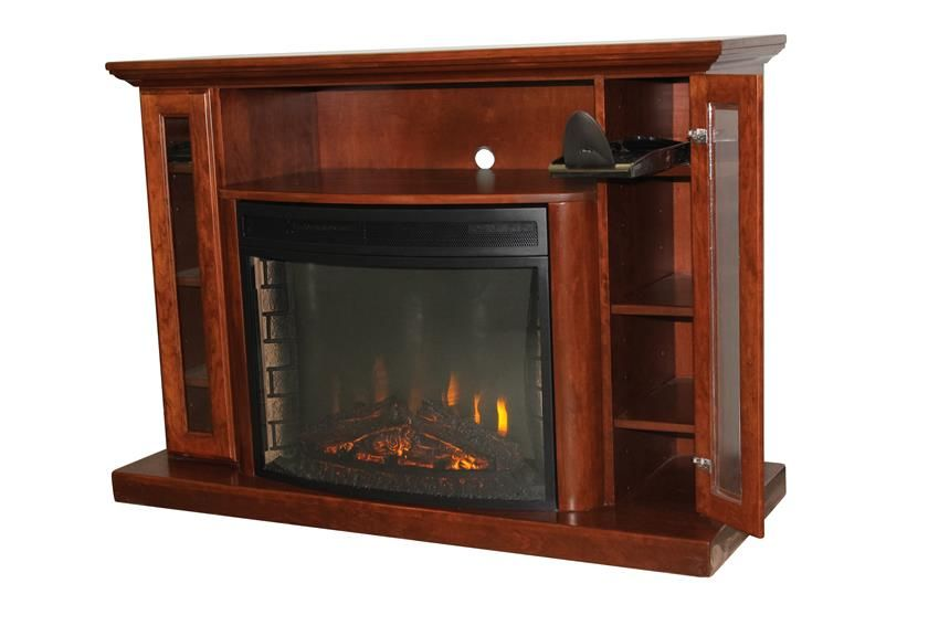 Amish Elizabethtown Classic 54 Quot Electric Fireplace Tv
