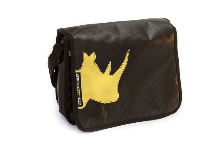 Rhino Fancy Laptop bag  R50 of the proceeds will go to RAGE a Rhino Action Group Effort