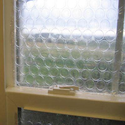 Bubble Wrap Stained Glass Windows Bubble Wrap Bubble