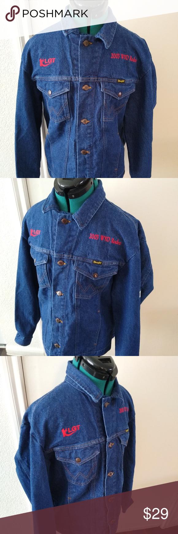 Wrangler Women Authentic Western Denim Jean Jacket Denim Jean Jacket Jackets Denim Jeans [ 1740 x 580 Pixel ]