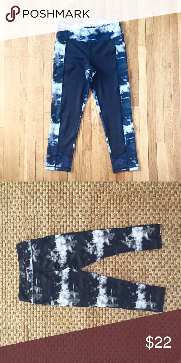820ce96c14 Lululemon tie dye leggings mesh cut out ankle LF New never worn, size  small, ***not from LULU but very similar construction lululemon athletica  Pants ...