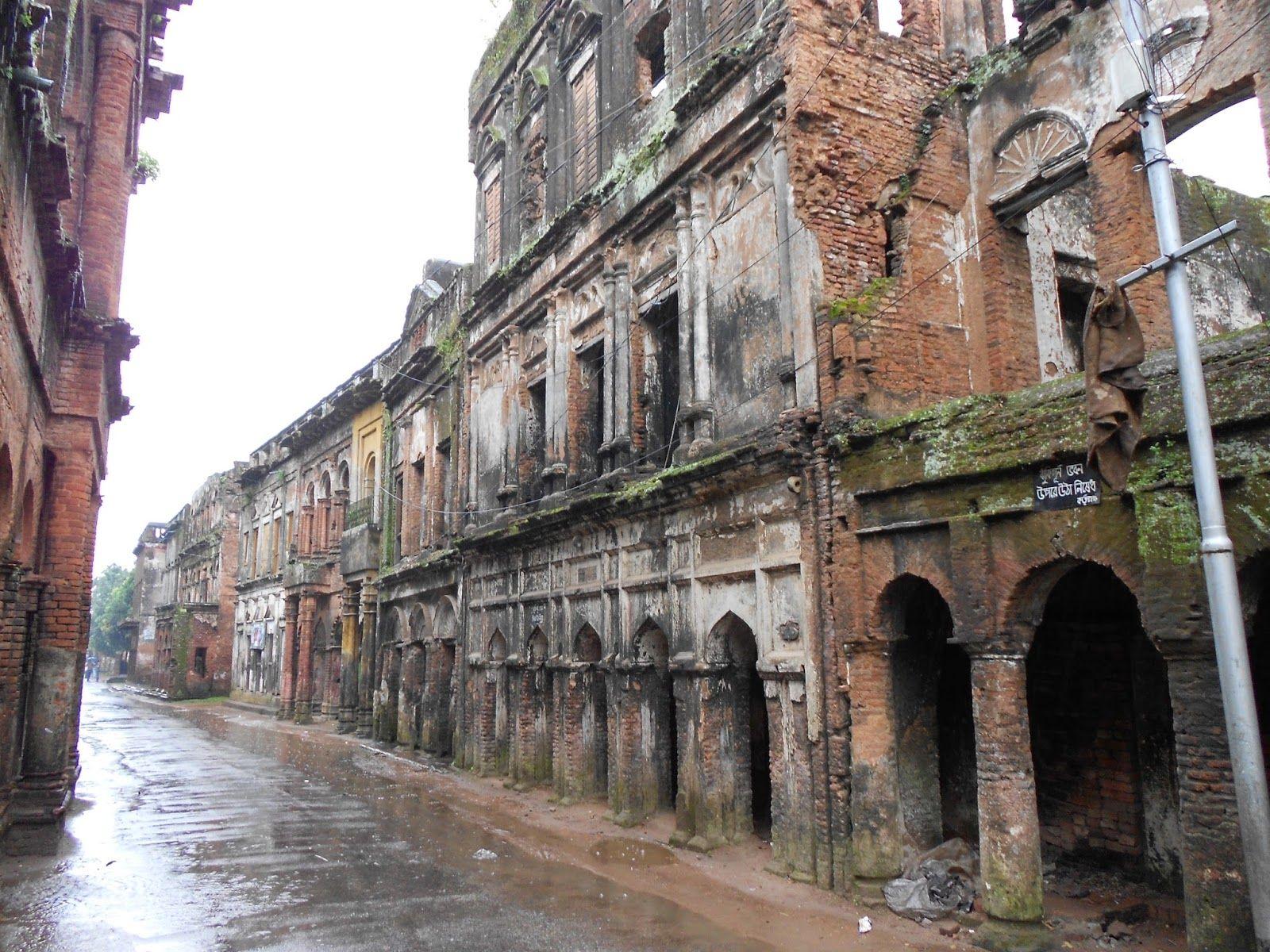 Sonargaon 15 Beautiful Abandoned And Haunted Place