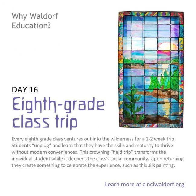 Why Waldorf Education Cincinnati Waldorf School Waldorf Age 14