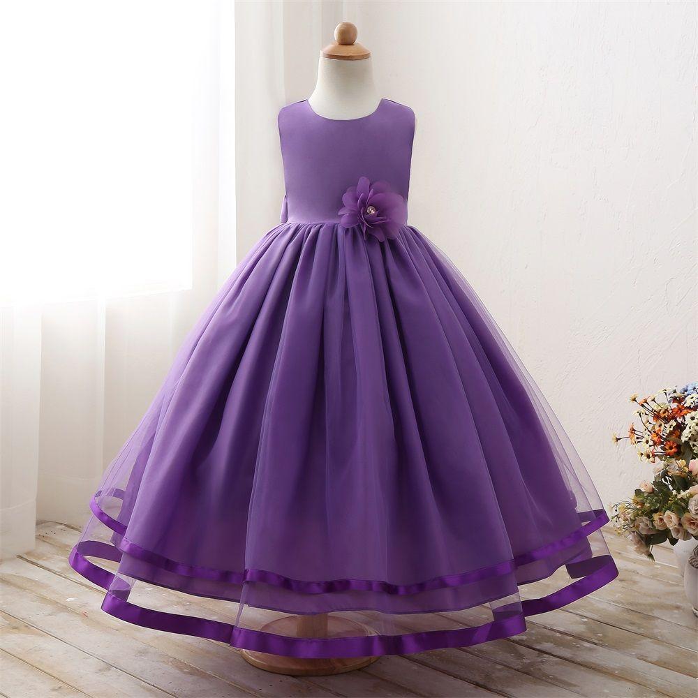 Resultado de imagen para aliexpress vestidos nena | vestido cortejo ...