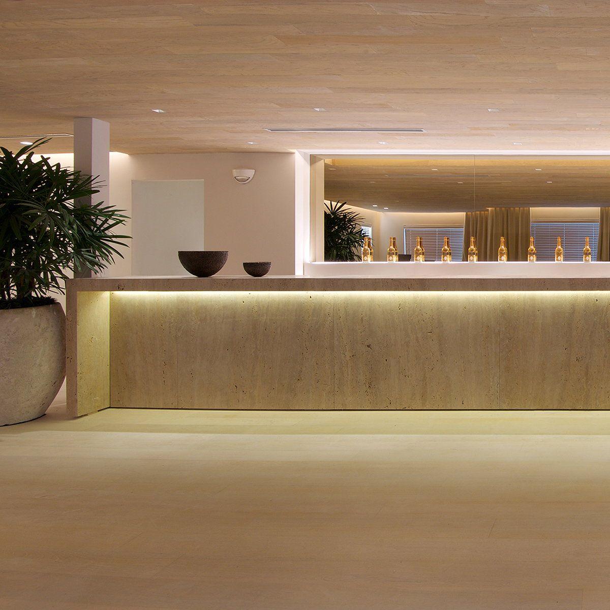Oppenheim Architecture Designs Forte Dei Marmi Restaurant In Miami