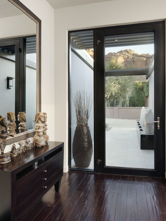 Superior Contemporary Entry Modern Glass Entry Doors Design, Pictures, Remodel,  Decor And Ideas   Page 2