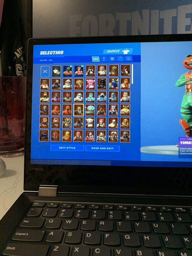 fortnite Account 212+skins Season 2 Twitch Prime And NVIDA