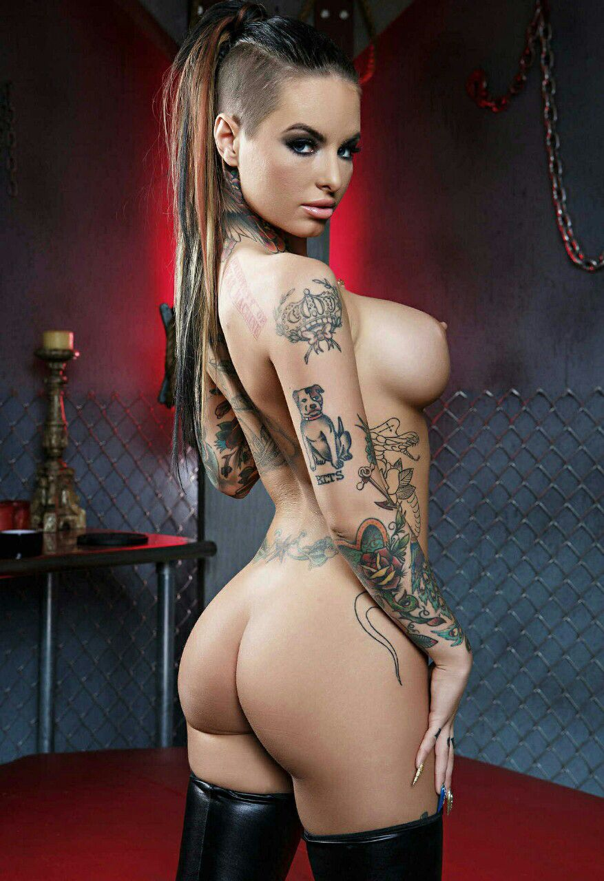 Tattooed tattoo girls sexy